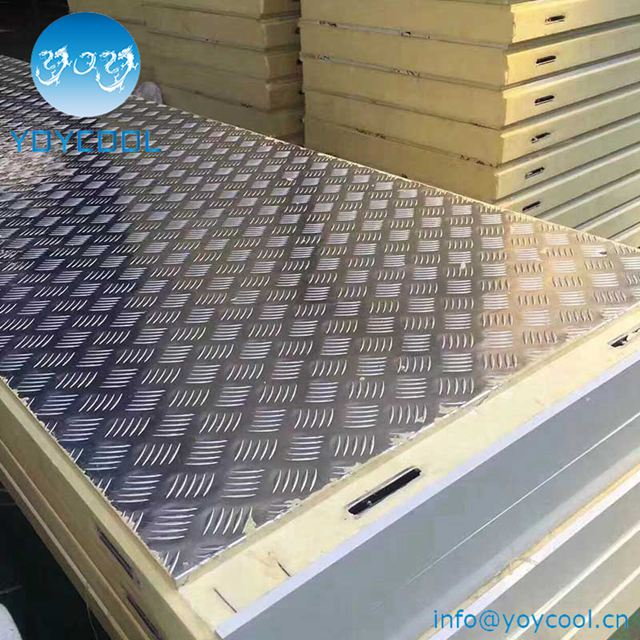 Freezer Room PU Sandwich Panels