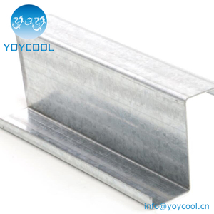 Galvanized Steel Z C U Channel