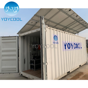 Solar Powered Container Cold Room