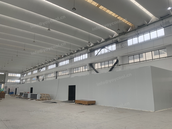 Philippines Logistics Warehouse Cold Room