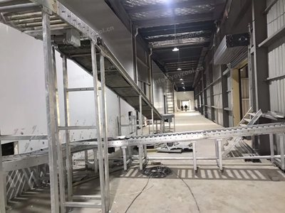 Angola Cold Room From YOYCOOL