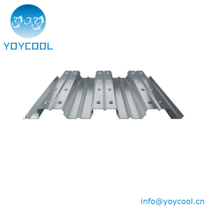 Steel Floor Decking Sheet Support System